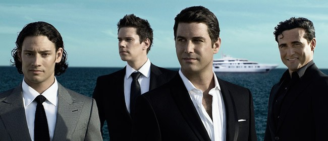 Il divo tickets concerts tour dates upcoming gigs - Il divo tour dates ...