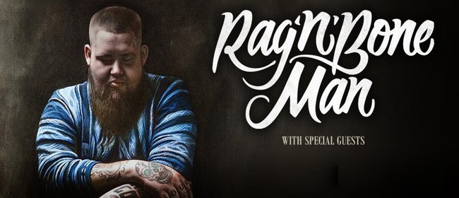 Rag 'n' Bone Man New Zealand Tour