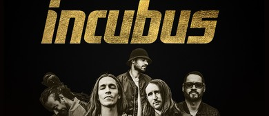 Incubus New Zealand Tour