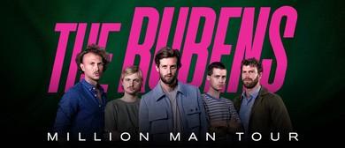 The Rubens – Million Man Tour