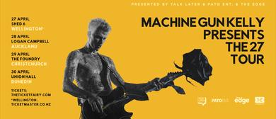 Machine Gun Kelly – The 27 Tour