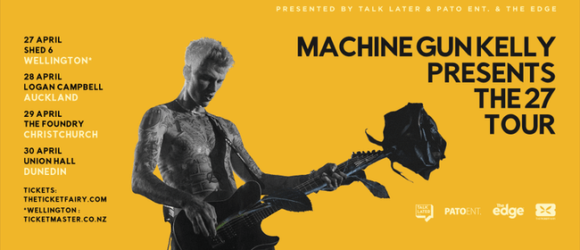 Machine Gun Kelly – The 27 Tour