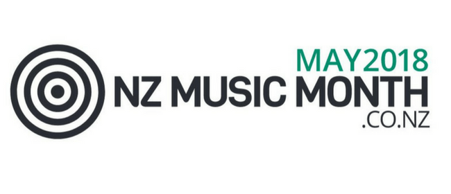 NZ Music Month 2018 – Discover New Music