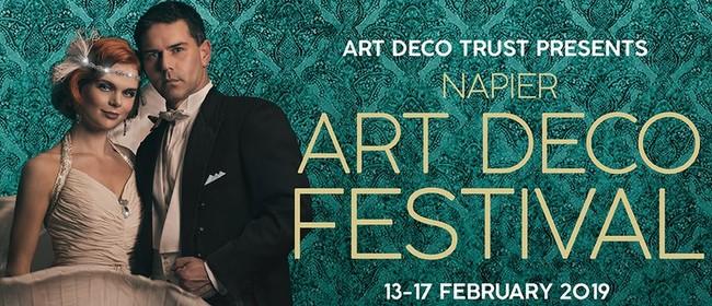 Napier's Art Deco Festival 2019