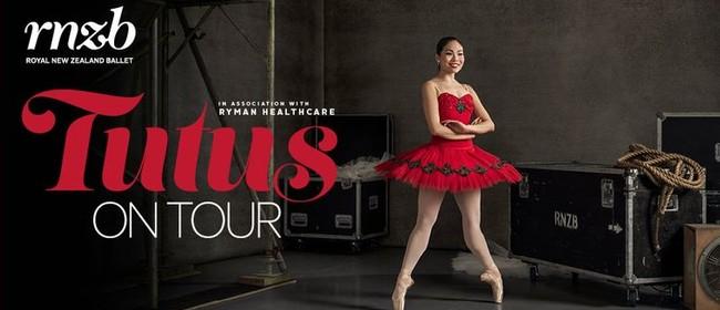 Tutus On Tour 2019