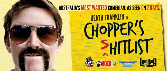 Heath Franklin's Chopper - The (s)Hitlist Tour