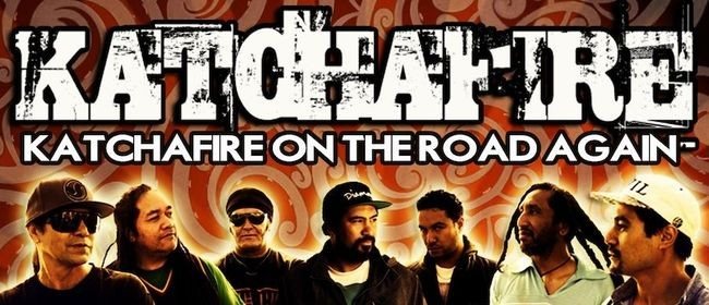 Katchafire Tour