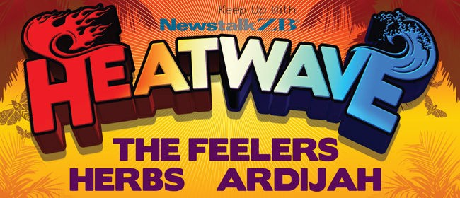 Heatwave Tour featuring The Feelers, Herbs, Ardijah