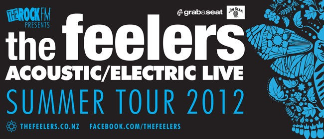 The Feelers Acoustic & Electric Tour