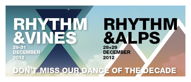 Rhythm & Vines and Rhythm & Alps