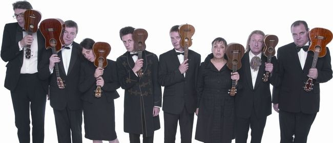 Ukulele Orchestra of Great Britain NZ Tour