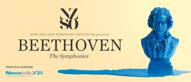 NZSO Presents Beethoven's Symphonies