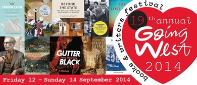 Going West Books & Writers Festival 2014