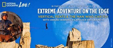 Nat Geo - Extreme Adventure on the Edge