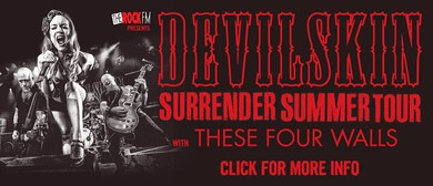 Devilskin - Surrender Summer Tour