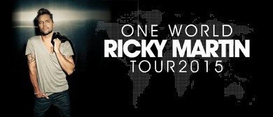 Ricky Martin - One World Tour