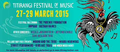 Titirangi Festival of Music