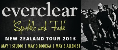 "Everclear ""Sparkle & Fade"" Tour"