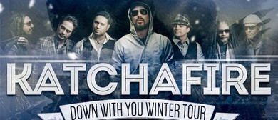 "Katchafire ""Down With You"" Winter Tour"
