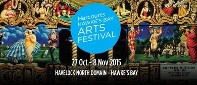 Harcourts Hawke's Bay Arts Festival