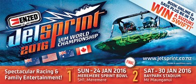 ENZED 2016 UIM Jetsprint World Championship