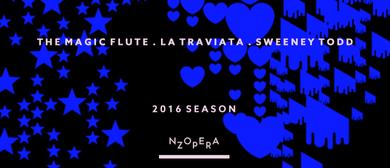 New Zealand Opera 2016 Season