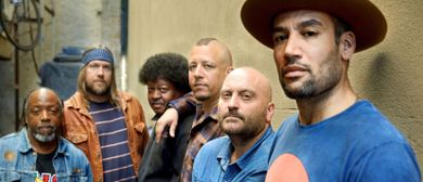 Ben Harper & The Innocent Criminals Set 2016 NZ Tour