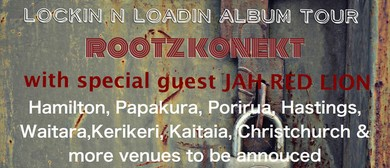 Rootz Konekt - Lockin n Loadin Album Tour