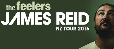 James Reid NZ Tour 2016