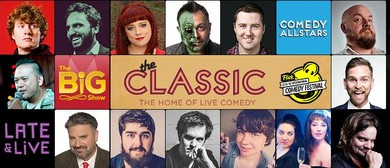 New Zealand Comedy Festival at The Classic