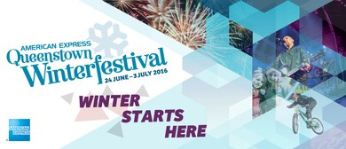 American Express Queenstown Winter Festival 2016
