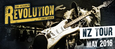 The Hendrix Revolution NZ Tour