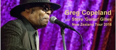 Greg Copeland & Steve 'Guitar' Gilles Tour