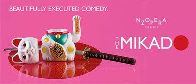 New Zealand Opera - The Mikado