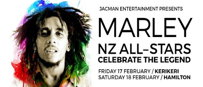 Marley - NZ All-Stars Celebrate the Legend