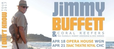 Jimmy Buffett – I Don't Know Tour 2017