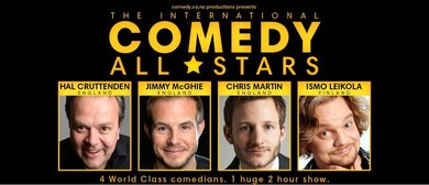 The International Comedy All Stars 2017