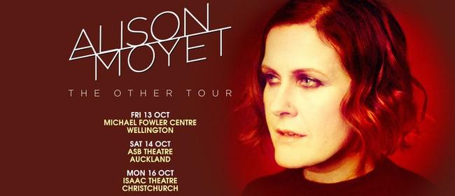 Alison Moyet – The Other Tour