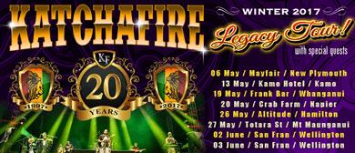 Katchafire - Legacy Tour