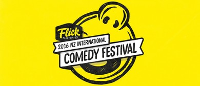 2017 NZ International Comedy Festival