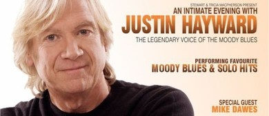 Justin Hayward - The Legendary Voice of The Moody Blues