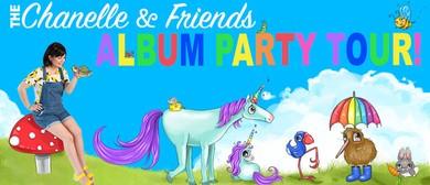 Chanelle & Friends – Album Party Tour
