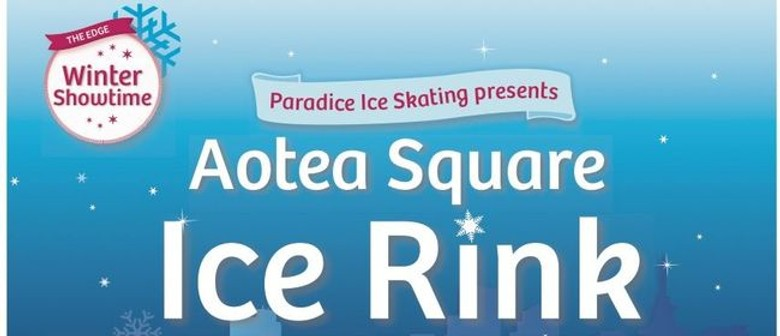 Aotea Square Ice Rink Opens