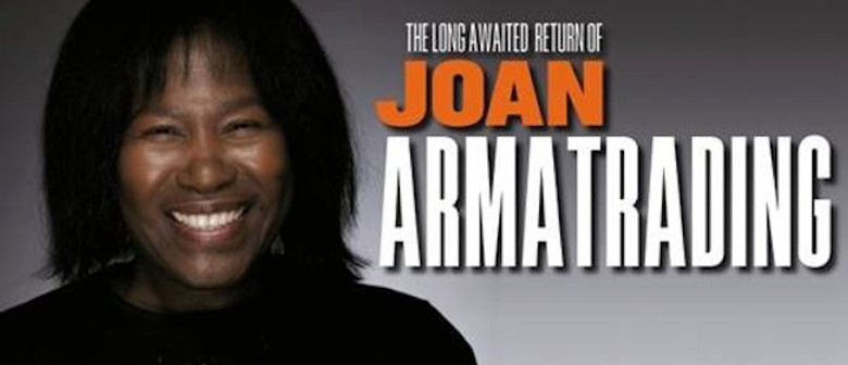 Joan Armatrading Announces Two New Zealand Shows
