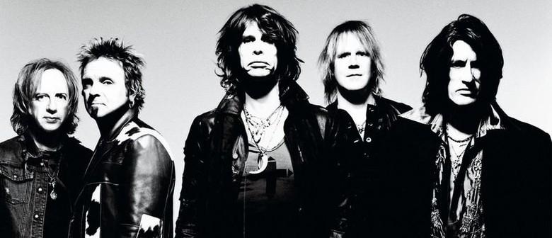 Aerosmith New Zealand Concert