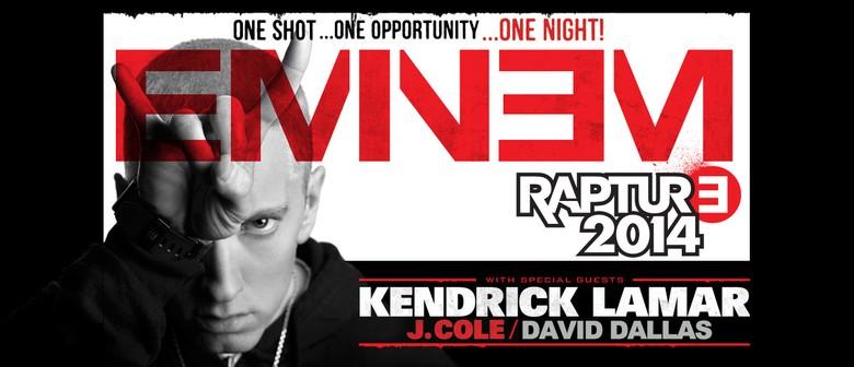 Eminem New Zealand Concert