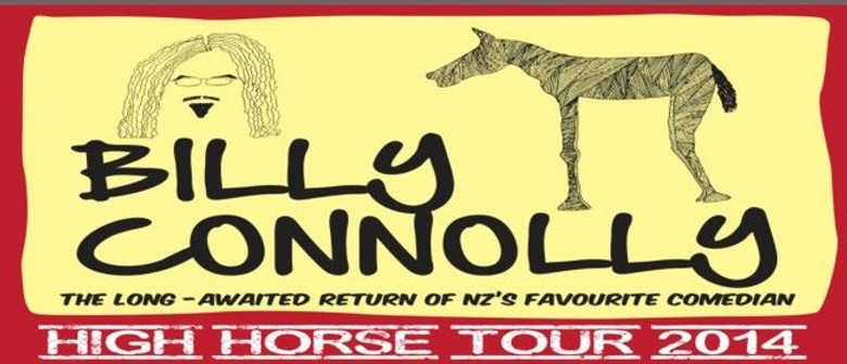Billy Connolly New Zealand Tour