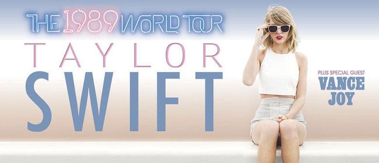 Taylor swift dates australia