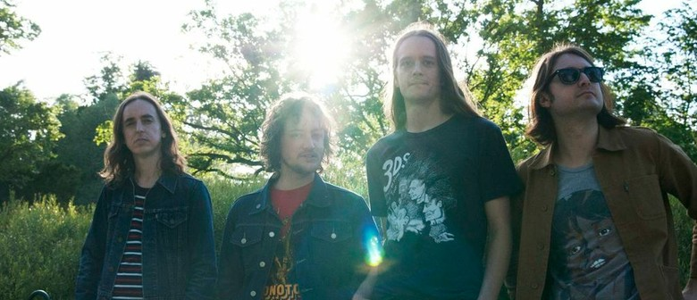 The Datsuns Announce Support Acts for New Zealand Tour