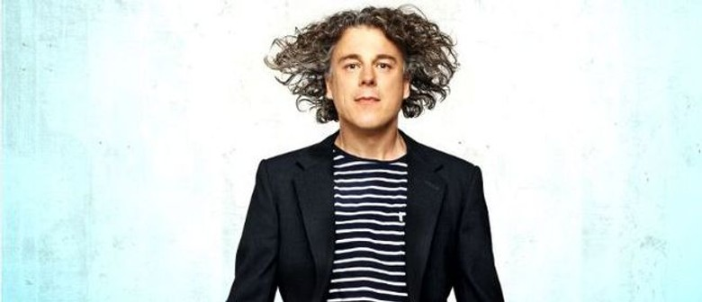 Alan Davies new zealand tour
